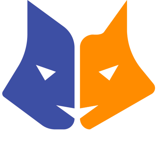 logo RabbiFox programming development